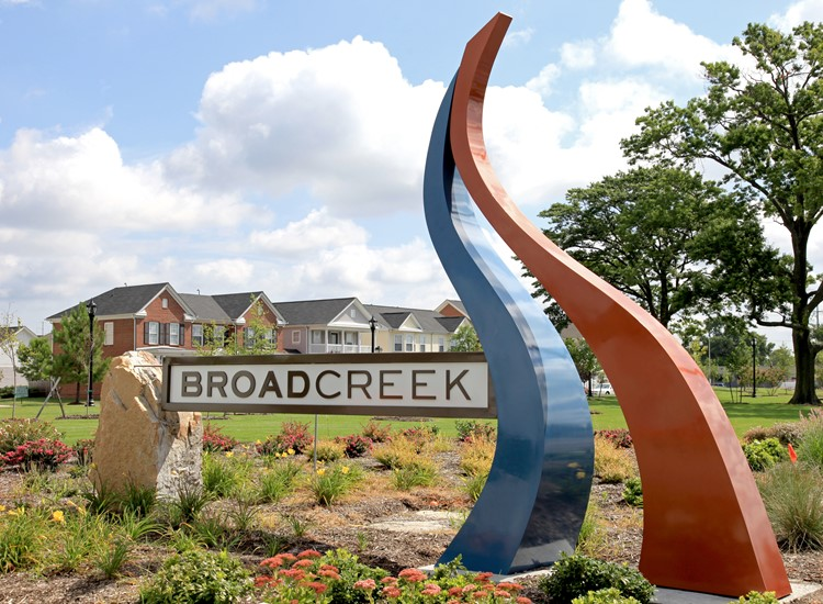 Image of Broad Creek Phase V in Norfolk, Virginia