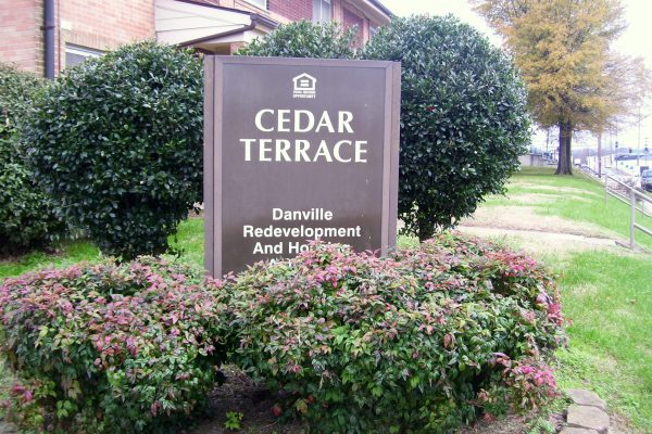 Image of Cedar Terrace in Danville, Virginia