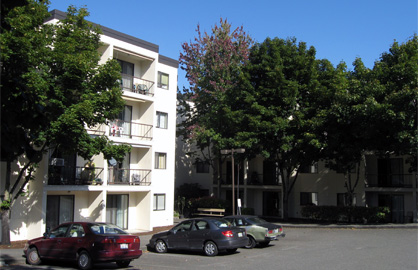 Image of Pinehurst Court in Seattle, Washington