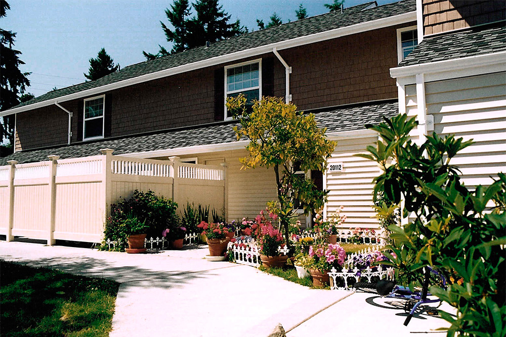 Image of Ballinger Homes in Shoreline, Washington