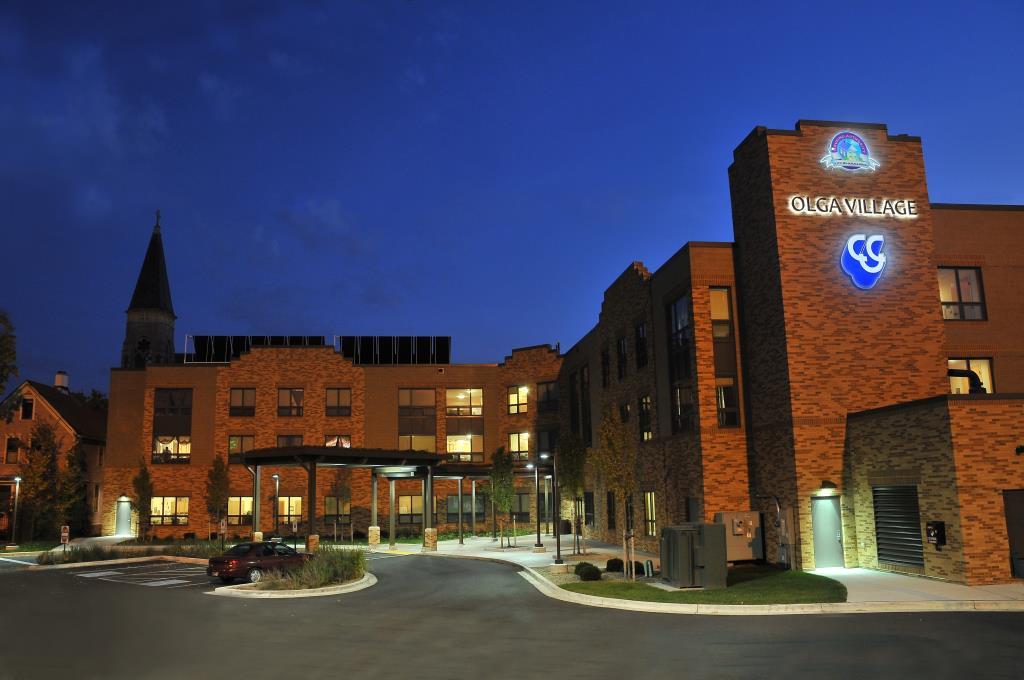 Image of Olga Village in Milwaukee, Wisconsin
