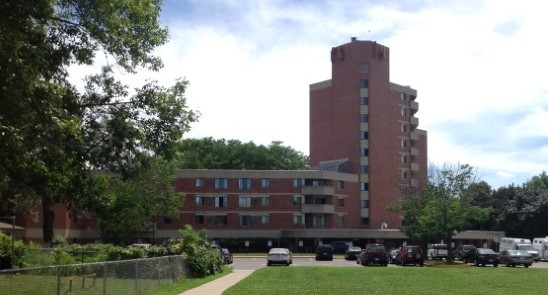 Image of Brittingham Apartments in Madison, Wisconsin