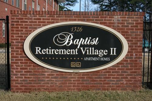 Image of Baptist Retirement Village II in Gadsden, Alabama