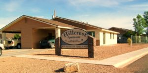 Image of Hillcrest Apartments in St Johns, Arizona