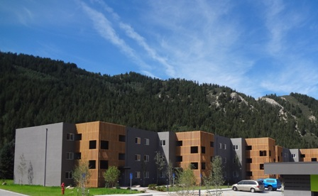Image of Riverview Apartments in Avon, Colorado