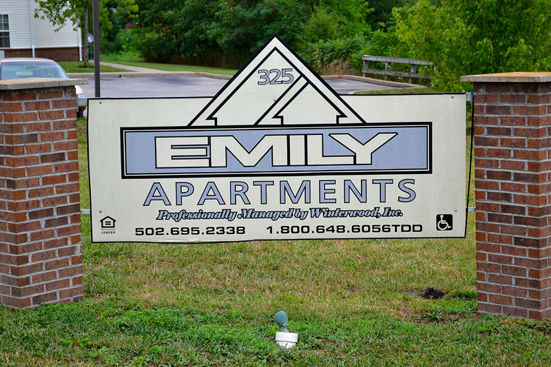 Image of Emily Apartments in Frankfort, Kentucky