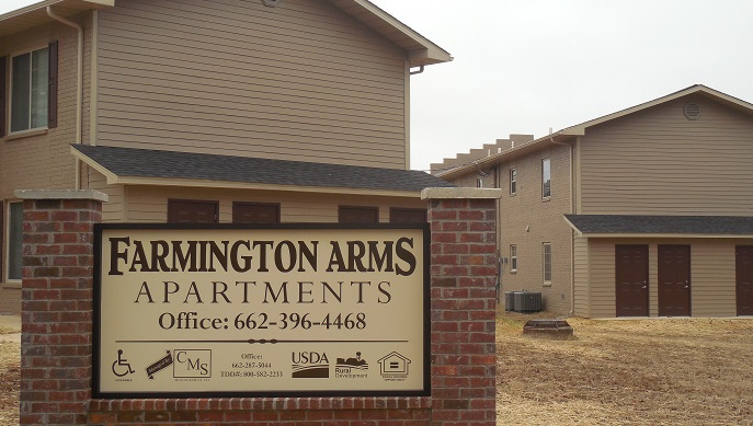 Image of Farmington Arms Apartments
