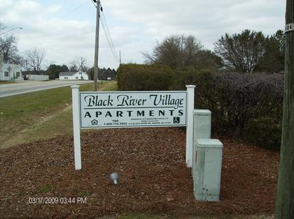 Image of Black River Village Apartments in Angier, North Carolina