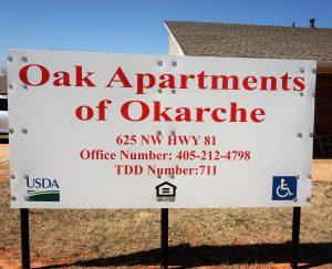 Image of Oak Apartments of Okarche in Okarche, Oklahoma