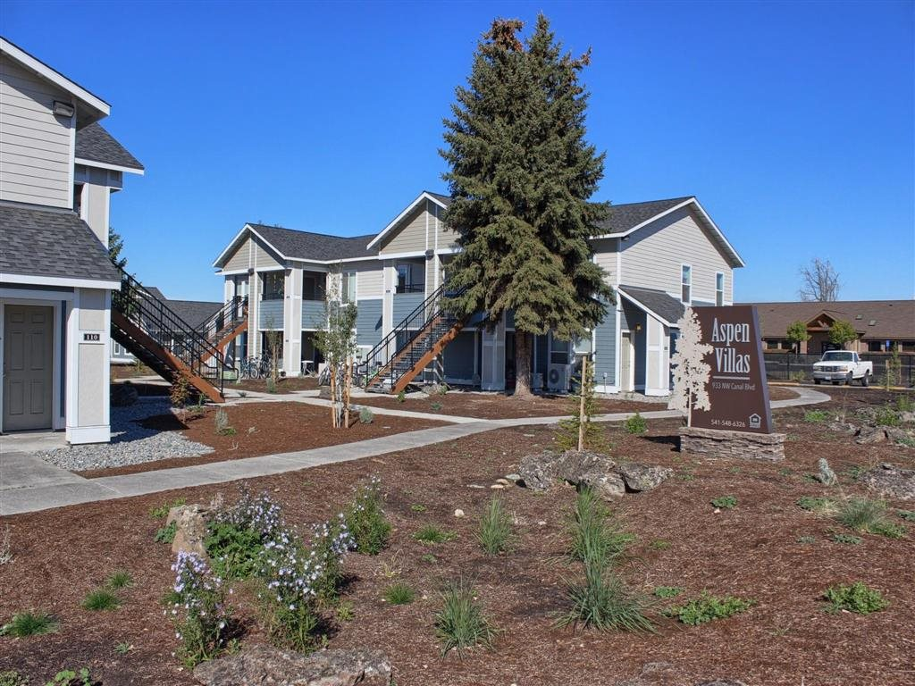 Image of Aspen Villas Apartments in Redmond, Oregon