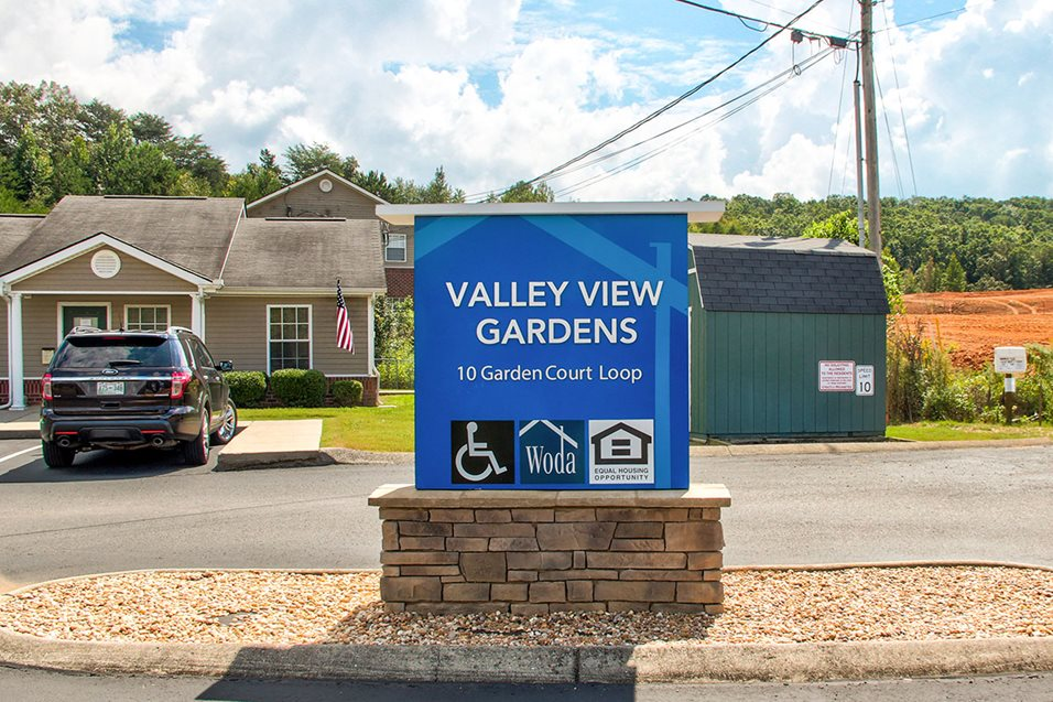 Image of Valley View Garden Apartments in Dunlap, Tennessee