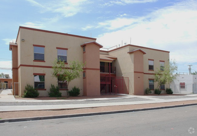 Image of Project Bravo Affordable Apartments in El Paso, Texas