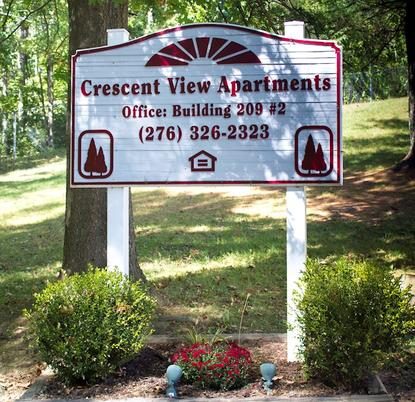 Image of Crescent View Apartments in Bluefield, Virginia