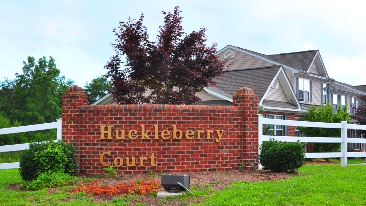 Image of Huckleberry Court Townhouses in Christiansburg, Virginia