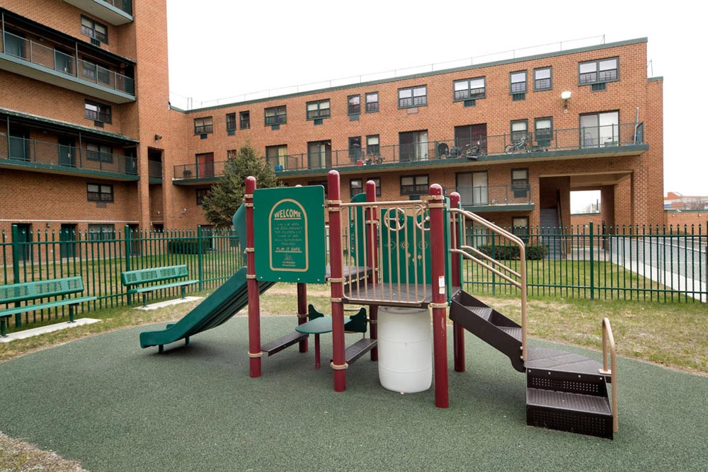 Image of Baisley Park Gardens in New York City, New York