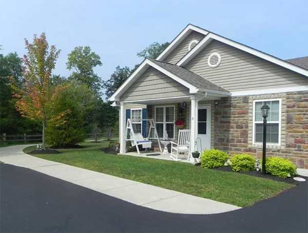 Image of Riverview Senior Villas in Logan, Ohio
