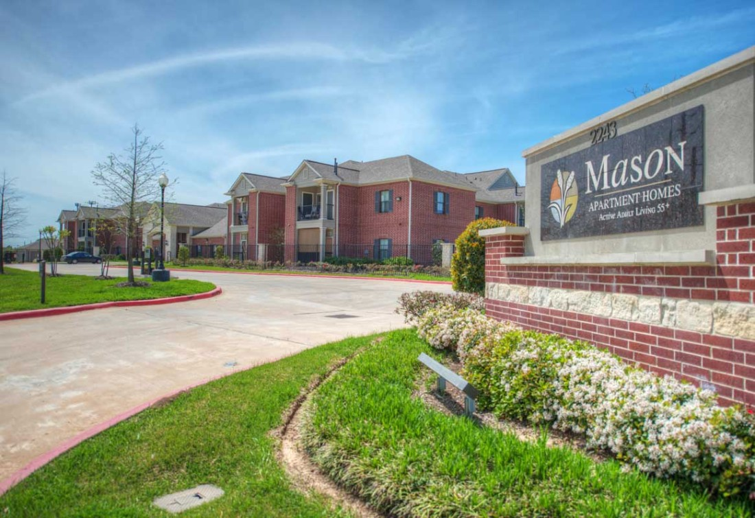 Image of Mason Senior Apartment Homes in Katy, Texas