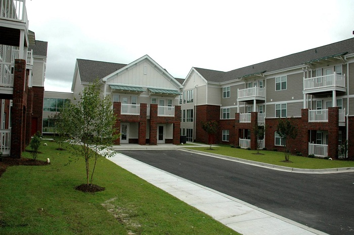Taylor Homes Apartments Wilmington Nc