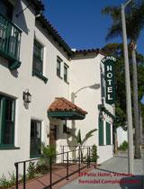 Image of El Patio Hotel in Ventura, California