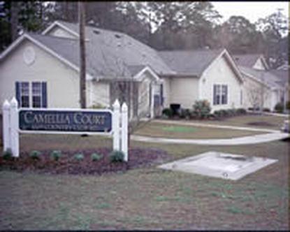 Image of Camellia Court Apartments in Morehead City, North Carolina