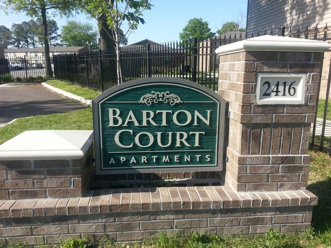 Image of Barton Court Apartments