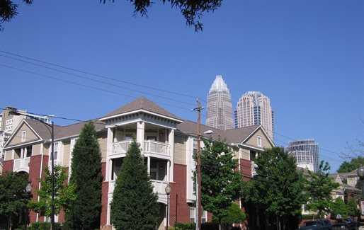 Image of First Ward Place in Charlotte, North Carolina