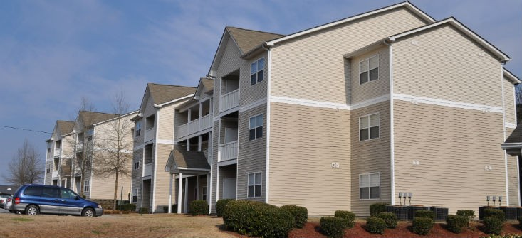 Image of Best Village Apartments II in Kinston, North Carolina