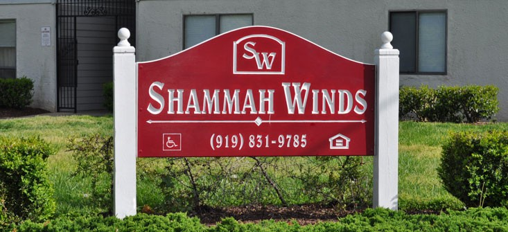 Image of Shammah Winds Apartments in Raleigh, North Carolina