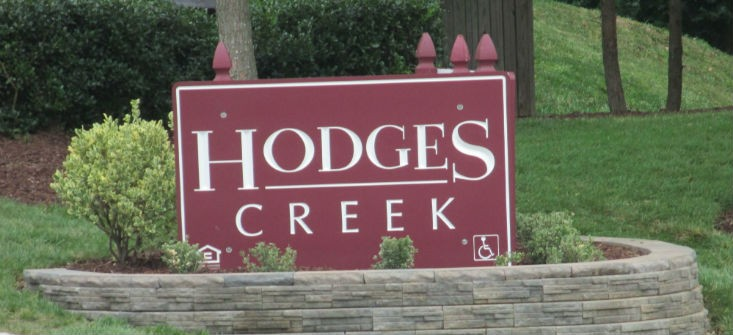 Image of Hodges Creek Apartments in Raleigh, North Carolina