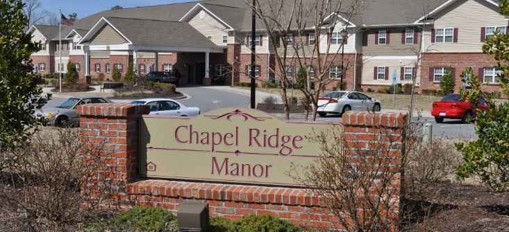 Image of Chapel Ridge Manor in Roanoke Rapids, North Carolina