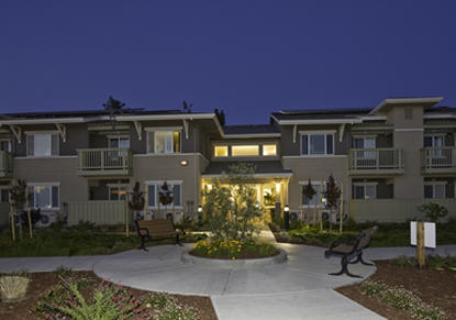 Image of Vista Meadows Senior Apartments in Hollister, California