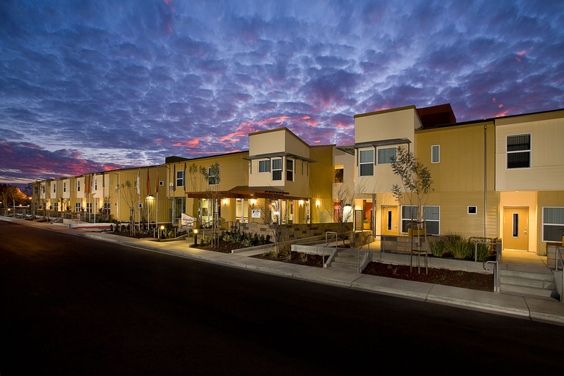 Image of Magnolia Court in Manteca, California