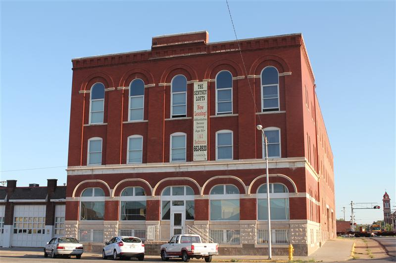 Image of The Sentney Lofts in Hutchinson, Kansas