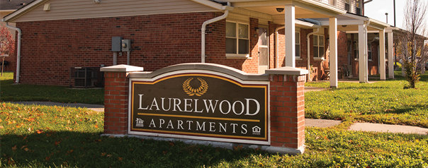 Image of Laurelwood Apartments in Indianapolis, Indiana