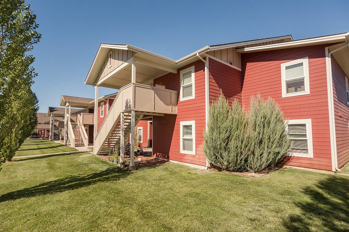 Image of Mountain View III Apartments in Hamilton, Montana