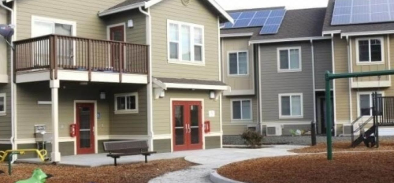 Image of Aster Place Apartments in Eureka, California