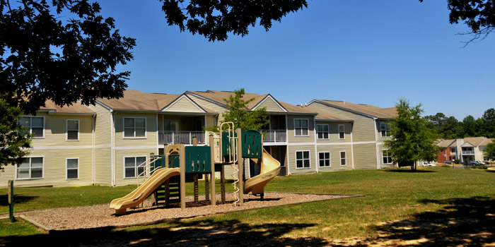 Image of Spring Valley Apartments in Lexington Park, Maryland