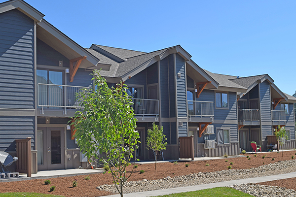 Image of The Springs Apartments in Mccall, Idaho