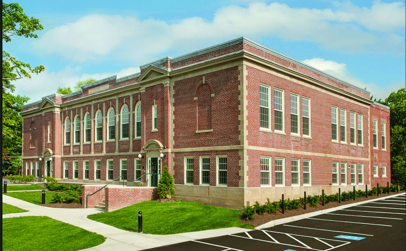 Image of Old High School Commons in Acton, Massachusetts