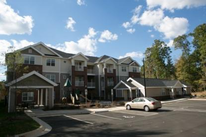 Image Of Hampton Pointe Apartments