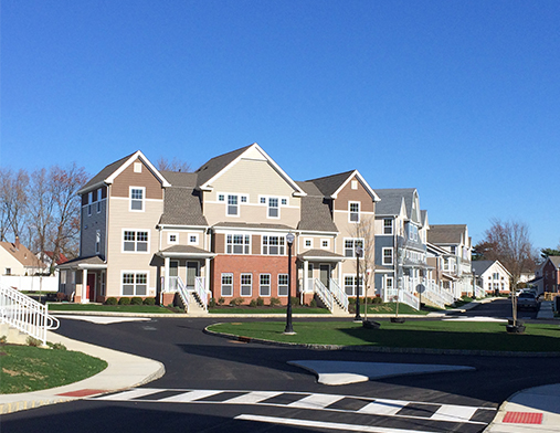 Image of Woodrow Wilson Commons in Long Branch, New Jersey