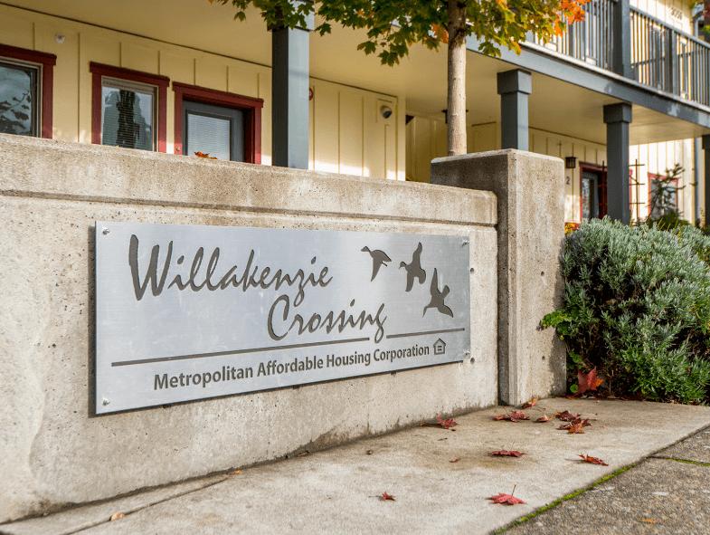 Image of Willakenzie Crossing in Eugene, Oregon