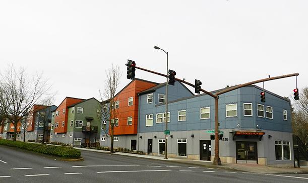 Image of Mccoy Village in Portland, Oregon