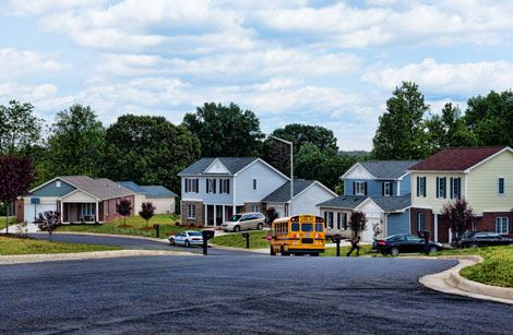 Image of Danville Family Homes in Danville, Virginia