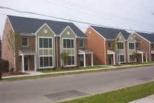 Image of Orcutt Townhomes III in Newport News, Virginia