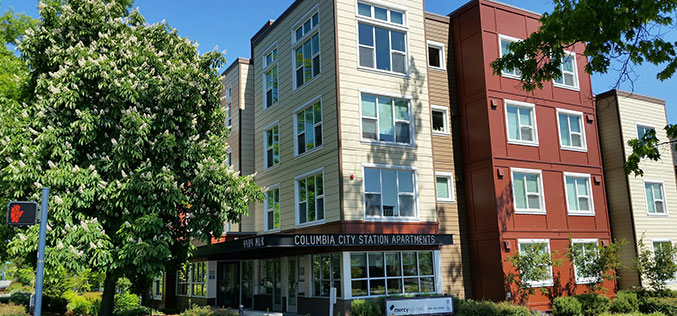 Image of Columbia City Station Apartments