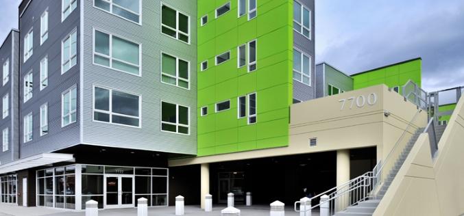 Image of Emerald City Commons in Seattle, Washington