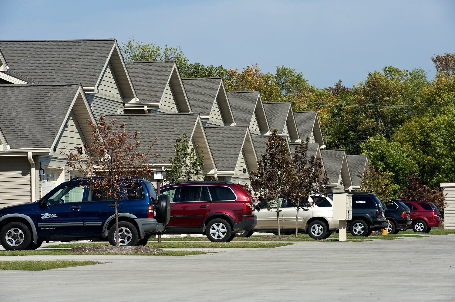 Image of Western Townhomes in Neenah, Wisconsin