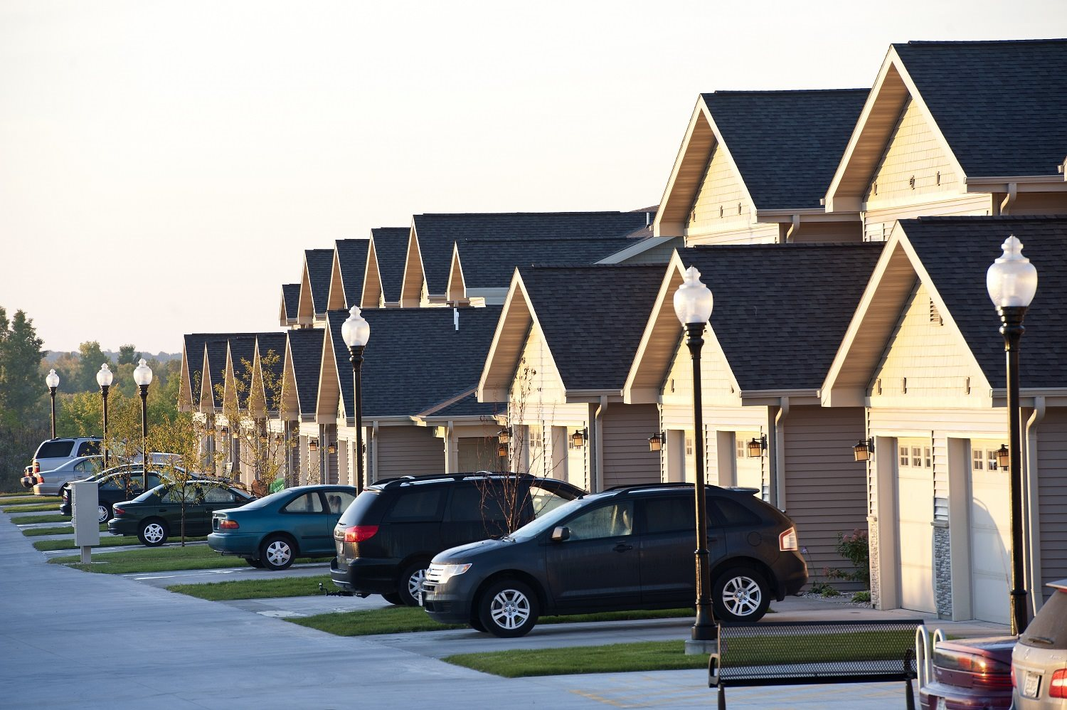 Image of Pleasant View Townhomes in Plymouth, Wisconsin