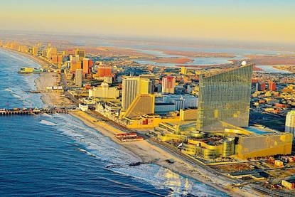 Image of Atlantic Marina in Atlantic City, New Jersey